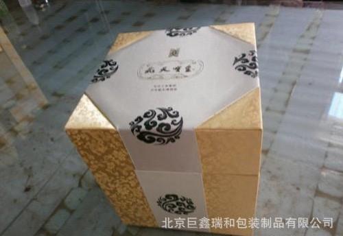 铜器包装盒子设计