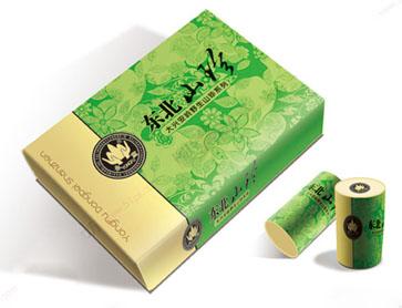 保健品包装盒设计2 - 包装盒设计