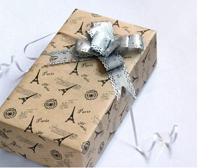 礼品包装纸 情人节/生日/邮票/包装纸