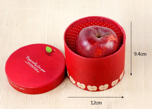 圣诞苹果盒/礼物盒子