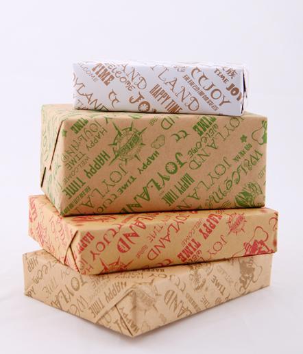 礼品包装纸包书纸