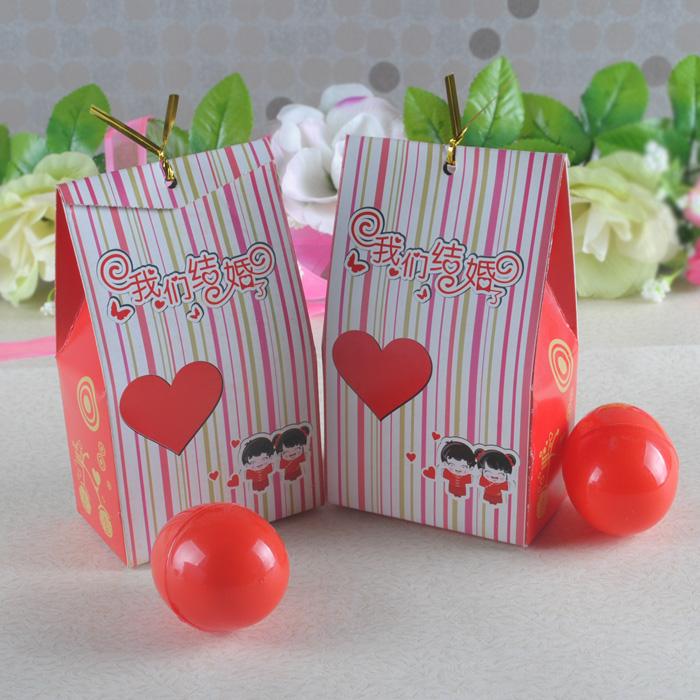 设计欣赏 包装盒设计 喜糖盒欧式 喜糖包装盒创意 婚礼糖盒 结婚糖盒
