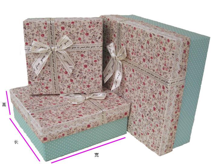 正方形纸盒图解; 纸盒