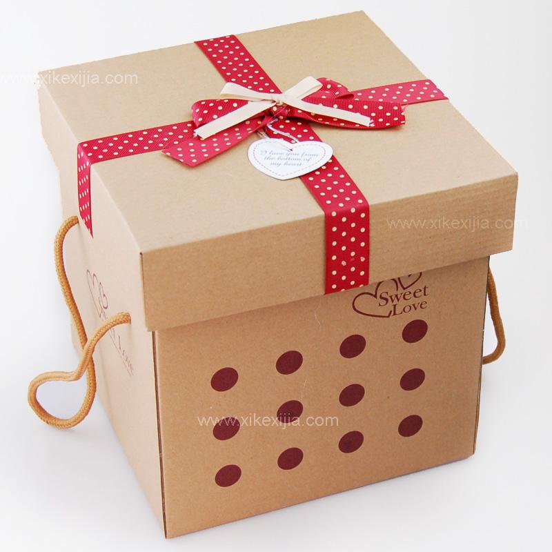 环保牛皮纸盒子 - 包装盒设计,高档礼品包装盒 www.bz