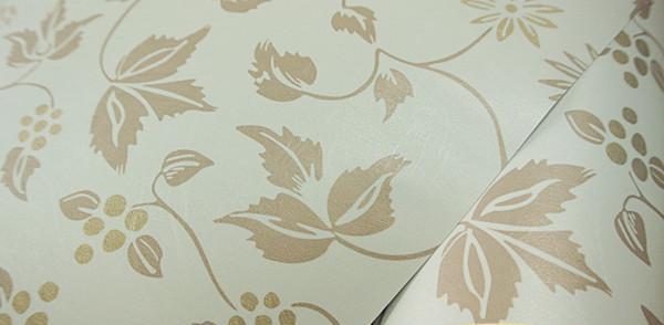 简约金色印花纹理包装纸