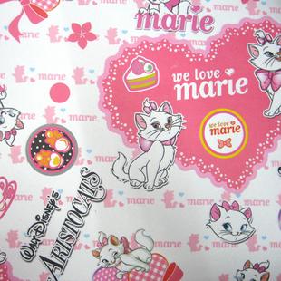 礼品纸 美丽猫包装纸