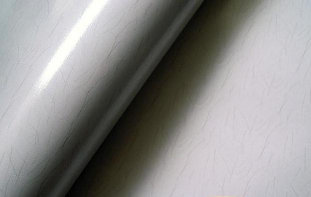 银色线条纹理防水包装纸
