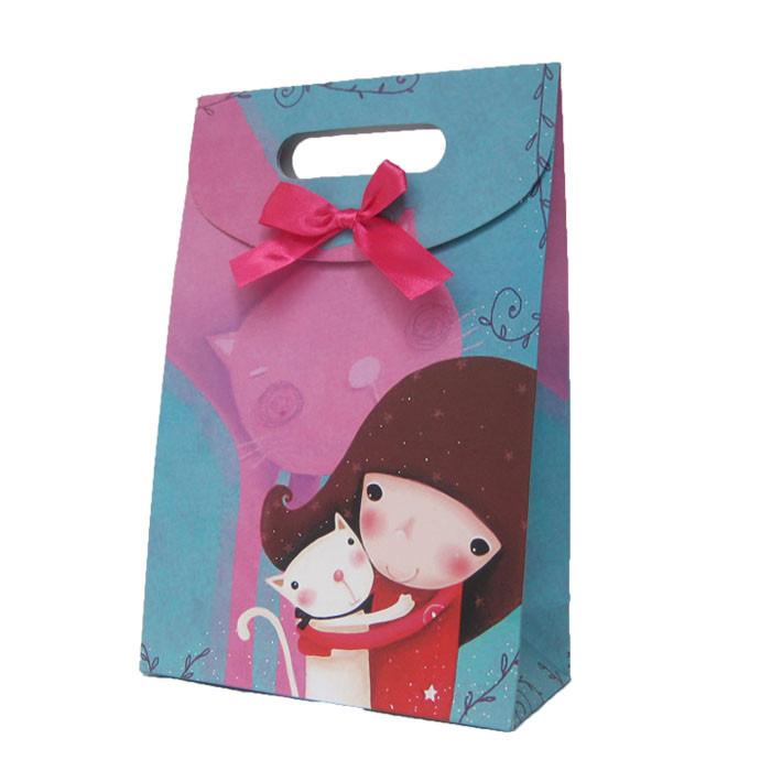 可爱礼品袋 纸袋 包装袋