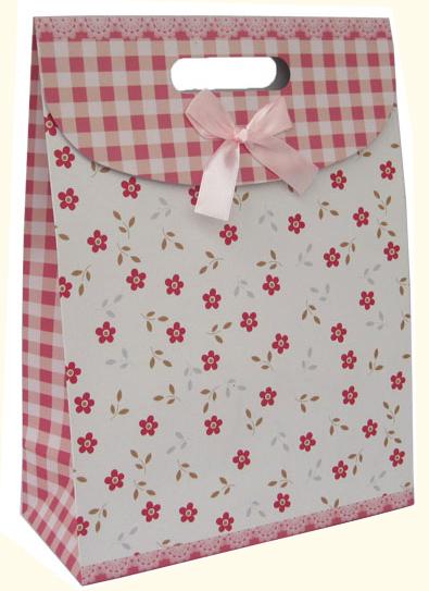 素雅礼品袋 纸包装袋