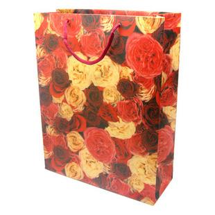 diy礼物玫瑰花包装袋 - 包装袋设计_包装袋设计欣赏 .
