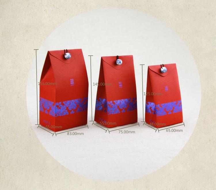创意喜糖盒设计_包装盒设计图