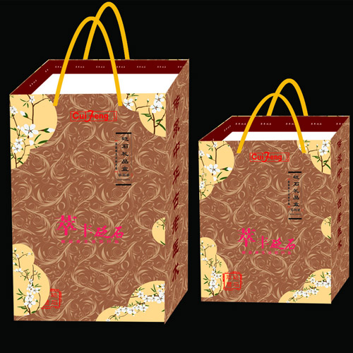 首飾類禮品包裝袋 手提袋