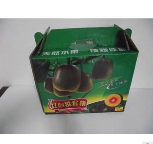 彩色纸箱/水果箱/猕猴桃包装箱/彩箱 - 包装箱设计_箱