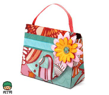 包装服务 技术支持 包装技术 手工制作 创意diy环保彩色纸质手提袋