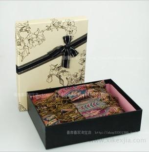 长方形礼品盒 大号礼物盒