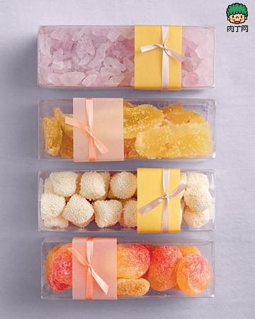 有关糖果的系列包装设计