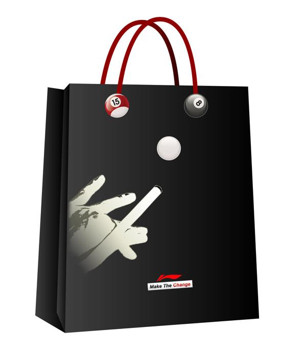 包装袋设计 手提袋系列设计