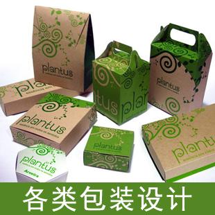 包装盒 包装纸箱 礼品包装设计