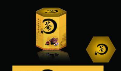隆腾茶行包装设计