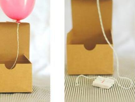 漂亮的心形纸盒折法