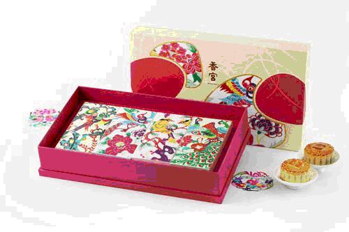 创意中国风月饼包装盒设计