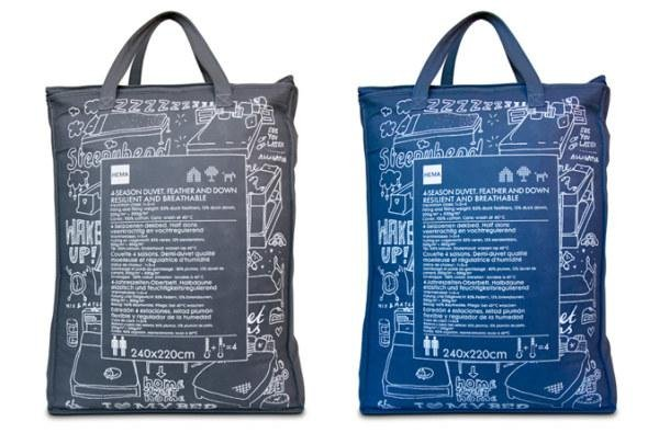 hema包装袋设计