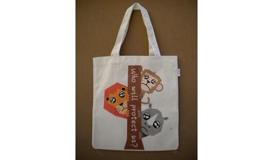 国外包装袋精美图案设计