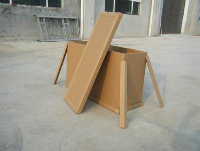 纸箱做椅子步骤图片