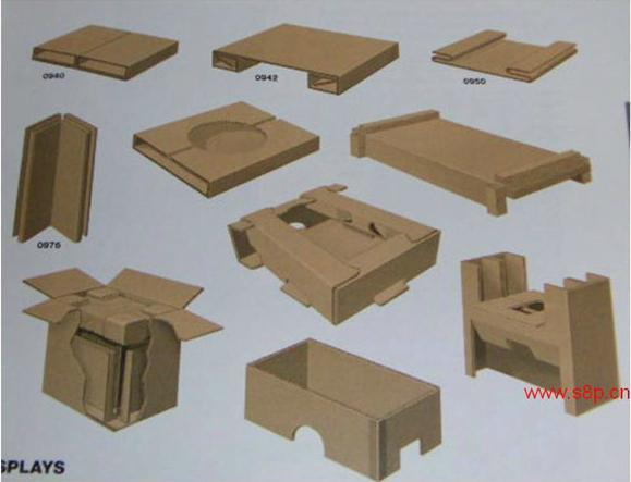 瓦楞纸箱常见的箱型