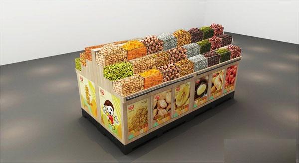五谷杂粮坚果包装设计