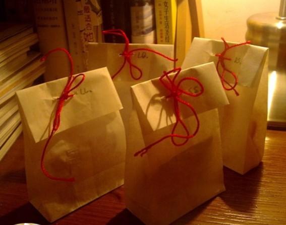 环保牛皮纸袋diy - 包装产品加工-包装e线