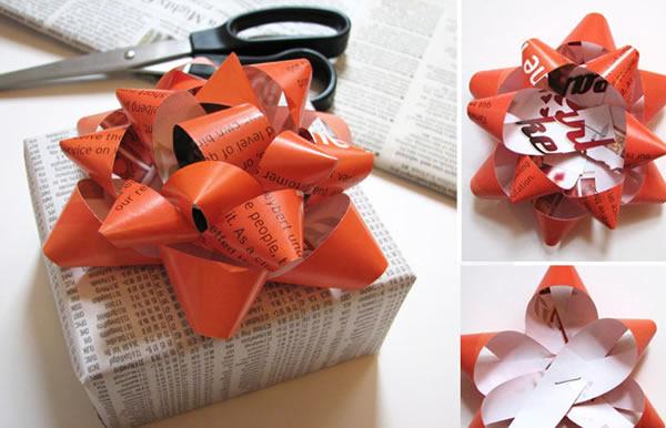15款diy礼品包装创意