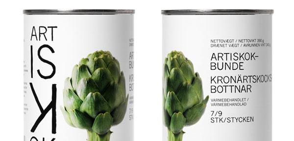 feldthusen罐装食品包装设计