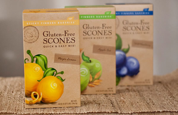 水果面包食品包装 - 包装盒设计