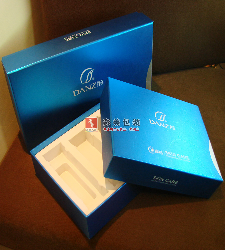 高檔化妝品禮盒包裝設計欣賞
