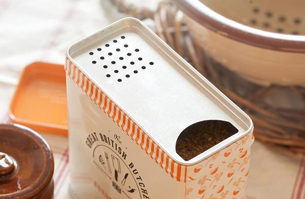 产品包装 食品包装 英国屠夫香料包装设计