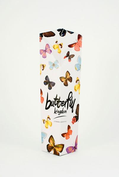蝴蝶王国台湾茶包装设计