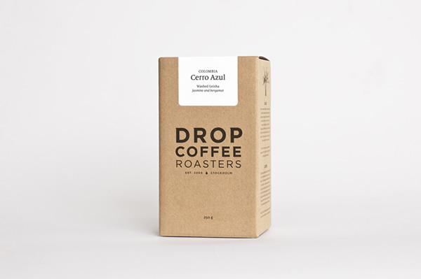 drop咖啡烘焙机包装箱设计