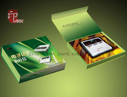 电子产品礼品包装盒设计