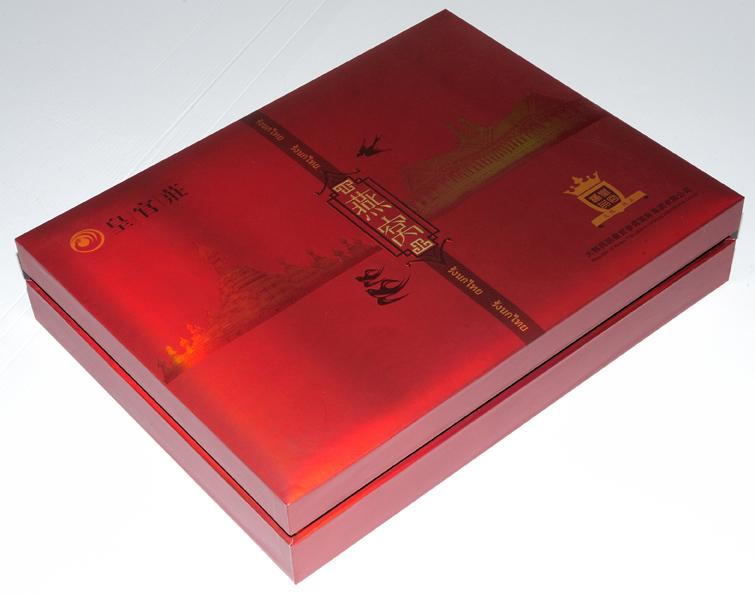 广州保健品盒子印刷包装设计 - 包装盒设计,高档礼品