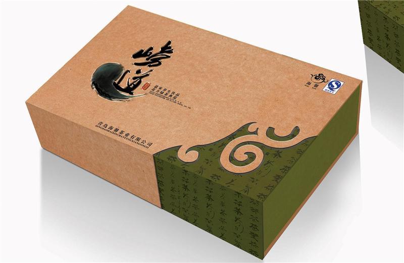 纸质包装箱_纸箱/木箱茶叶包装设计欣赏 - 包装箱设计_北京包装箱(www.bz-e.com)