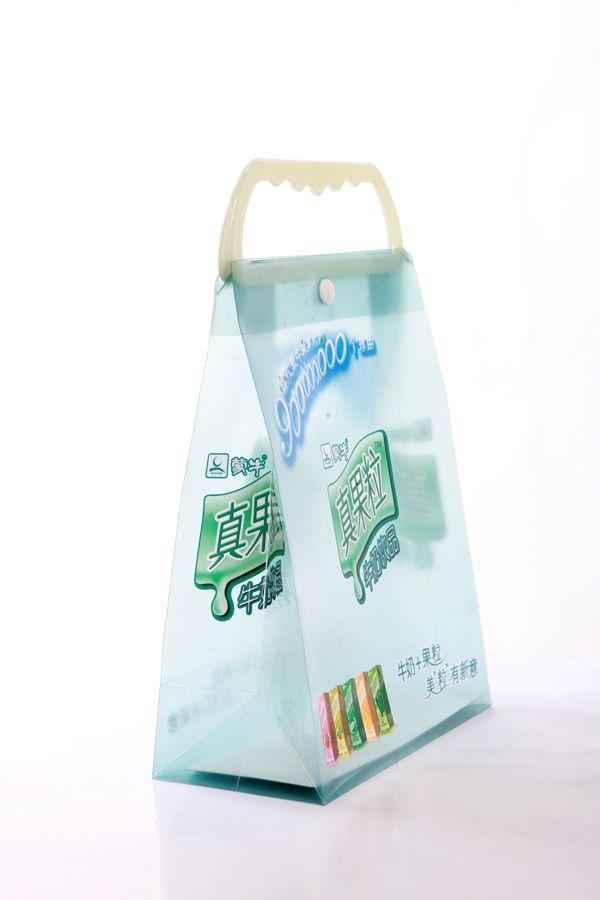 立式袋拉链袋包装 塑料包装设计