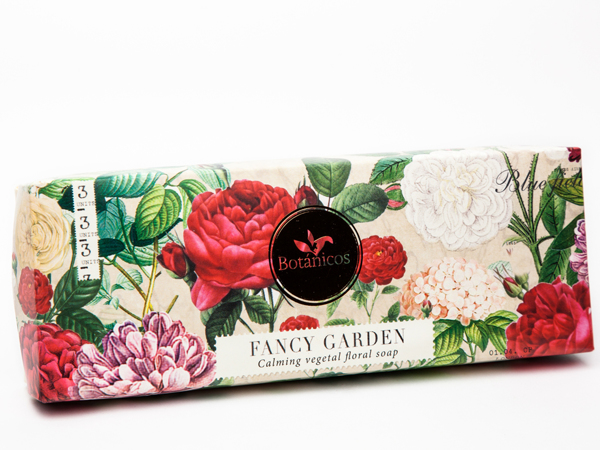 法式香皂唯美包装设计系列