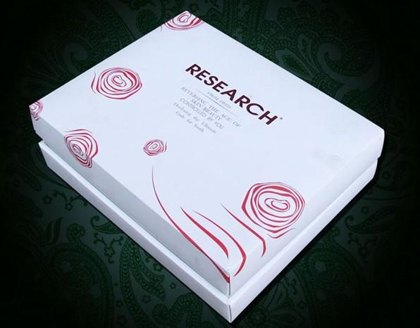 化妆品包装盒纸质包装设计欣赏