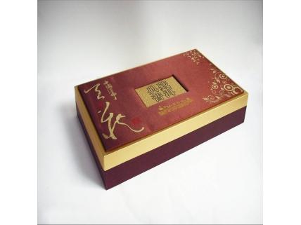 木质礼盒茶叶包装作品设计欣赏