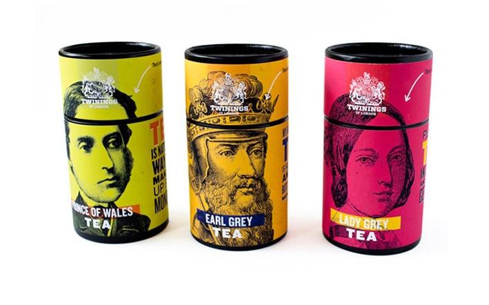 国外咖啡包装新颖设计欣赏 - 食品包装_食品包装设计