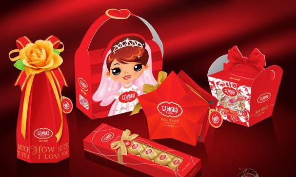 糖果包装盒设计的作用是什么