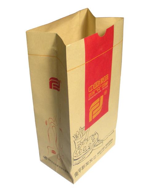 牛皮纸袋做食品包装袋的好处