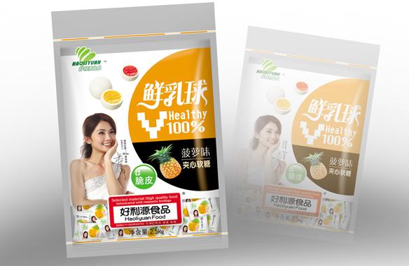 食品包装袋的品牌促销设计