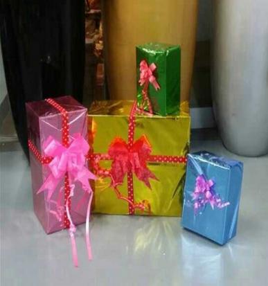 圣诞节礼盒,4只套装